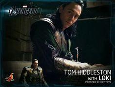 Big Loki and little Loki