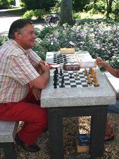 Terrazzo schaaktafel