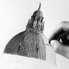 architectural buildings drawings. Perfect Buildings Design Is In The Details My Photorealistic Drawings Of Famous European  Buildings  Pinterest Bored Panda And Building Illustration Inside Architectural A