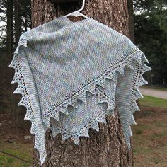 Pimpelliese Shawl Free Knitting Pattern
