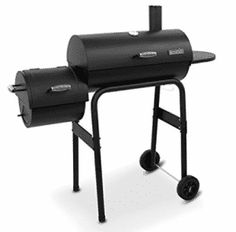 The Char-Broil American Gourmet Offset Smoker represents a great option for the 'beginner' smoker or those who don't need to feed an army every time you cook. The offset fire box allows for classic i.
