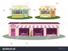 stock-vector-set-of-detailed-store-and-shop-building-709992415.jpg (1500×1134)