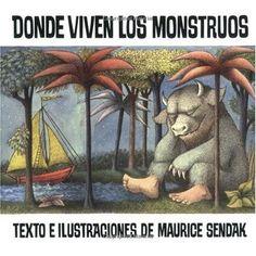 Título: Donde viven los monstruos. Autor/es: Maurice Sendak