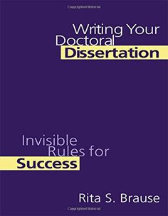 doctoral dissertations search facebook