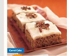 "I've got all the ingredients for this Carrot Cake from the recipes in ""Wheat Belly."" Can't wait to try it."