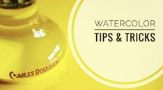 Tips when making watercolors Homemade Watercolors, Cracked Paint, Watercolor Tips, Recipe Binders, I Thank You, Nature Crafts, Better Together, Follow Me On Instagram, Problem Solving