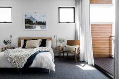 Kalka Rochedale display home master bedroom