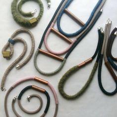 Anna Rosa Moschouti Statement Jewelery
