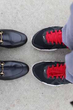 Black, Red and Camel