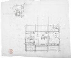 Peter Salter - Walmer Yard @Divisare #arquitectura #dibujos