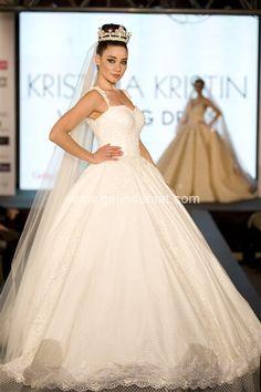 Kristina Kristin  -  Kristina Kristin- #gelinlikmodelleri