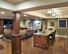 basement idea @ Home Design Ideas