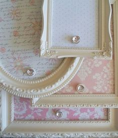 Magnet Boards with frames- use cookie sheets and cut down wi... / For College - Juxtapost