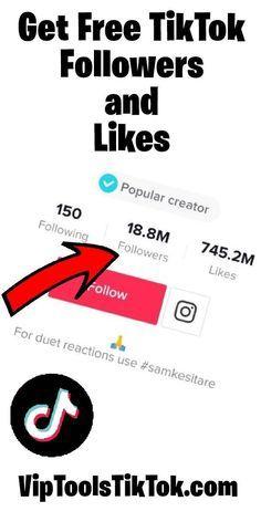Pin On Free Followers