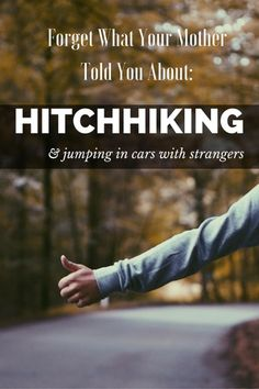 I'm a hitchhiker. A female one, to be exact. And I'm about to tell you why all of your perceptions about hitchhiking are just plain wrong. Click through. Backpacking Canada, Backpacking Tips, Strange Cars, Travel Humor, Faith In Humanity, Oh The Places You'll Go, Travel Tips, Solo Travel, Budget Travel