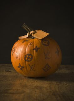 Louis Vuitton Pumpkin: Great recipes and more at http://www.sweetpaulmag.com !!