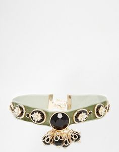 ASOS Baroque Choker Necklace