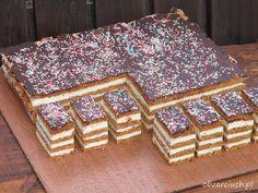 High Carb Foods, Breakfast Menu, Polish Recipes, Homemade Cakes, Cakes And More, Cheesecake Recipes, Cheesecakes, No Bake Cake, Baking Recipes