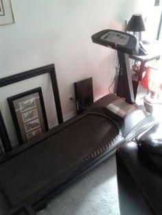 Schwinn 810P Gym Quality Treadmill in Stone Mountain, GA (sells for $300)