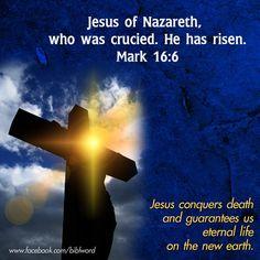 MARK  16:6