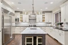 Image result for Nantucket Style Kitchens