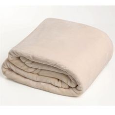 The fluffiest, softest fleece blanket we've found - made right here in the USA. At Lehmans.com in 3 great colors!