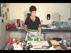 Handbuilding with Tar Paper with Carol Gouthro - YouTube