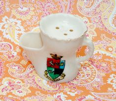 Souviner Ramsgate crested mini shaving mug by NotYourMomsVintage, $4.00