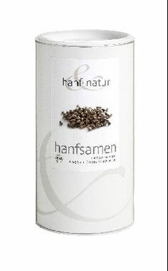 Buy Bio Hanfsamen in 1kg-Dose. Hemp-wholesale :: hanf & natur