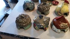 Toad House, Pudding, Desserts, Food, Tailgate Desserts, Deserts, Custard Pudding, Essen, Puddings