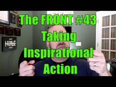 New video is now LIVE! Check it out: Taking Inspirational Action | The FRONT #43 | Mike Phillips / Motivation / Inspiration / Business https://youtube.com/watch?v=YIlyitwzNkI