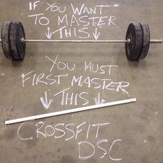 #repost from @CrossFitDSC #CrossFit