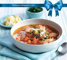 15 minute soup recipe