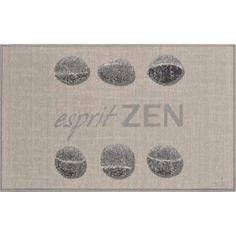 Disponible sur Paris-Prix.com !Tapis Zen Beige 50x80 cm