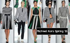 Are you getting your own share of the Black and White Stripes #trend