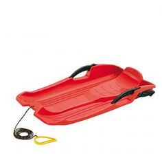 Prosper Plast Red fast snow glider sledge slide Shell Big M