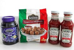 crock pot grape jelly meatballs recipe