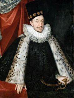 ab. 1590 Martin Kober - Sigismund III of Poland