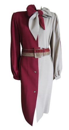 Dress James Galanos, 1970s 1stdibs.com
