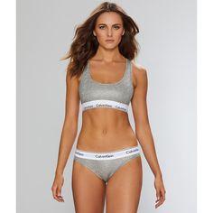 Calvin Klein Modern Cotton Bralette + Bikini Gift Set (445 ZAR) ❤ liked on Polyvore featuring intimates, bras, bra, bralette, soft cup, women, soft cup bra, calvin klein bra, calvin klein and cotton bras
