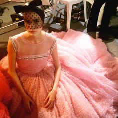 Drawing inspiration from Coco Chanel & Janis Joplin, the dreamy Giambattista Valli Couture...