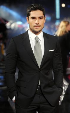 D.J. Cotrona at 'G.I. Joe: Retaliation' - UK Premiere - Red Carpet Arrivals