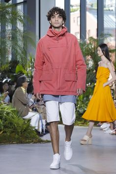 Lacoste Ready To Wear Spring Summer 2017 New York
