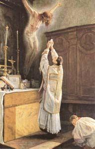 On the Eucharist -- Scripture Catholic -- Providing Scriptural Evidence for the Teachings of the Catholic Faith