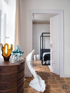 Frisse wind in Warschau - Residence Mood Words, Motto, Oversized Mirror, Bedrooms, Studio, Furniture, Home Decor, Warsaw, Decoration Home