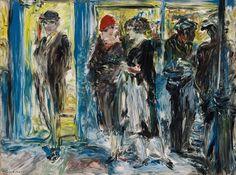 National Gallery of Ireland Image Ordering System William Butler Yeats, Samuel Beckett, Edward Hopper, James Joyce Ulysses, Jack B, Images Of Ireland, Short Stories For Kids, Irish Art, Large Canvas