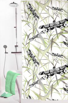 Vallila Interior - Korento shower curtain