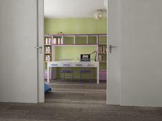 Návrh detskej izby CU-Interiors - Ideas of children room Lockers, Locker Storage, Kids Room, Interiors, Cabinet, Architecture, Children, Furniture, Ideas