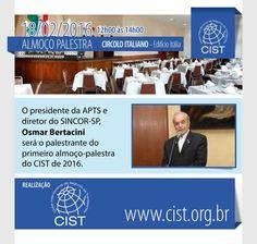 Copyright © | 2016 |CIST - Clube Internacional de Seguros de Transportes http://www. cist. org. br