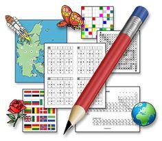Gratis oppgåver i PDF i alle fag og alle nivå. Teacher Education, School Teacher, Math For Kids, Activities For Kids, Team V, Bra Hacks, Learn To Read, Preschool, Teaching